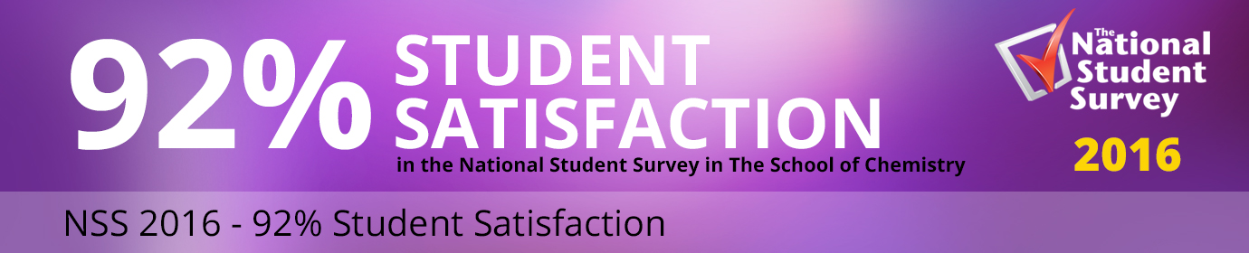 92% student satisfaction