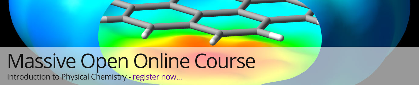 MOOC - Introduction to Physical Chemistry