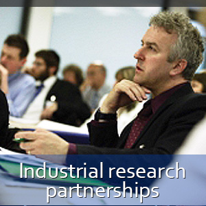 Industrial research partnerships