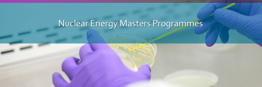 Nuclear Master's Energy Programmes