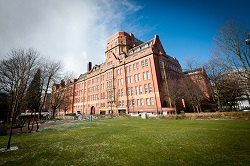 The School is located in the Sackville Street building.