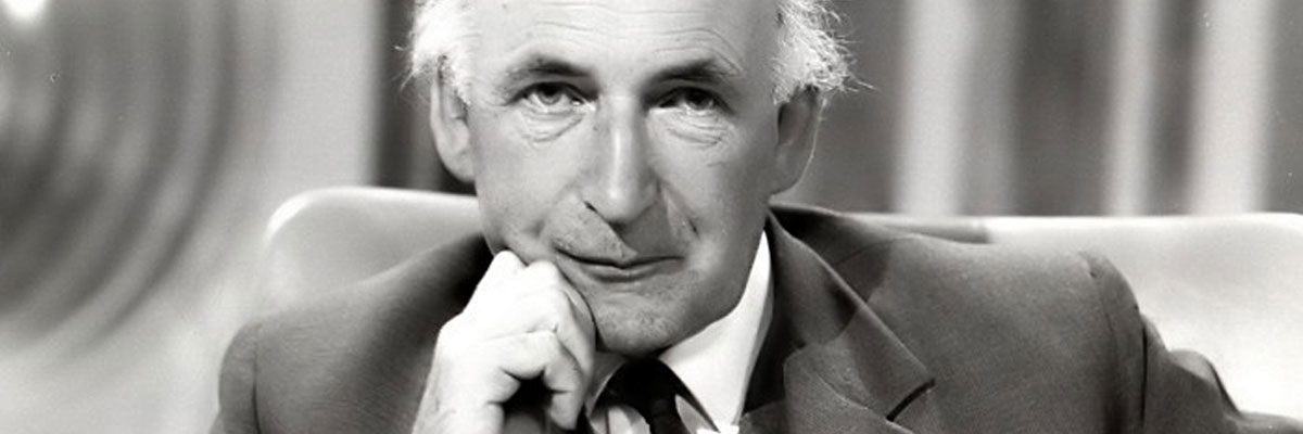 Sir Bernard Lovell.