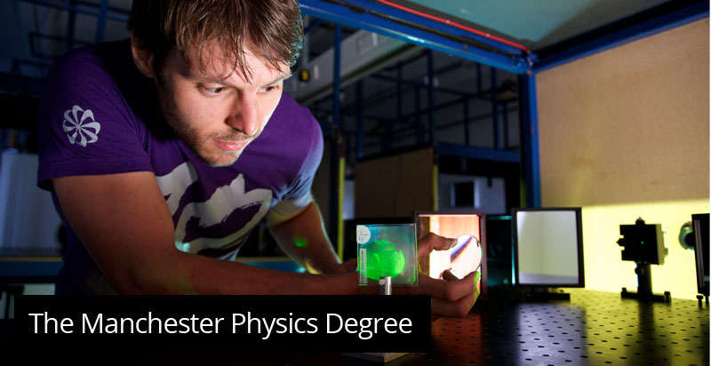 The Manchester Physics Degree