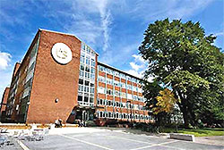 The Atmospheric Science Research Group is based in the Simon Building, Oxford Road.