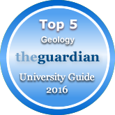 University Guide 2016 League Table for Earth Marine Sciences