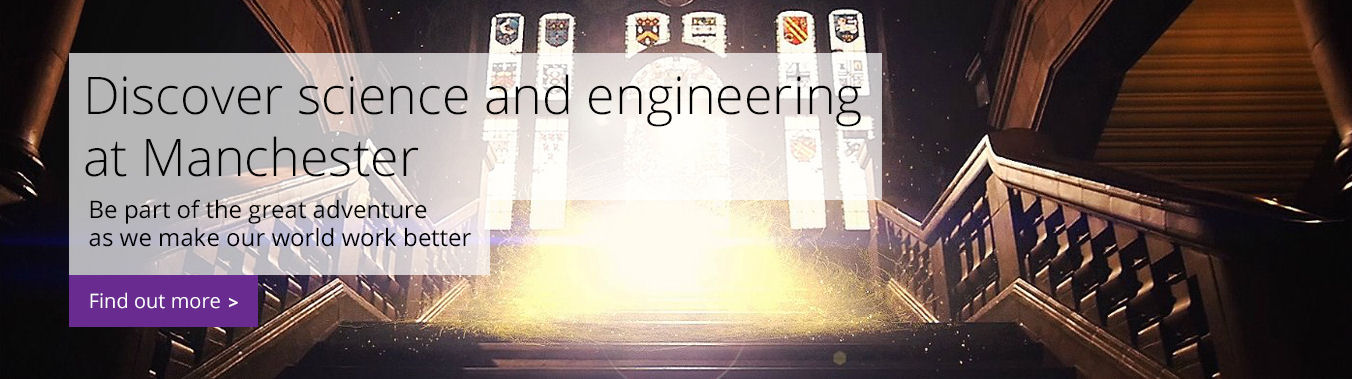 Discover Science and Engineering
